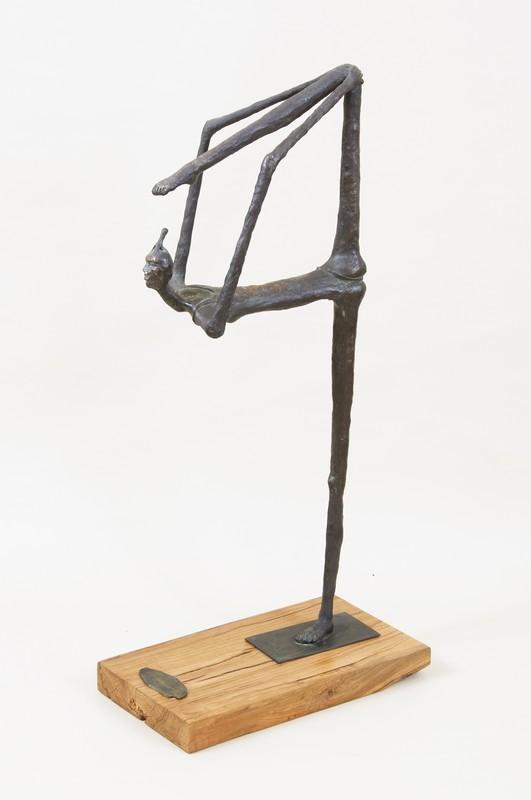 Ginnasta 1996 -bronzo -cm 88,5x37