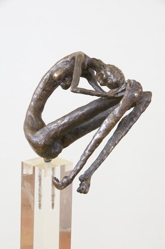 Genesi  1989 – bronzo - cm 28x25