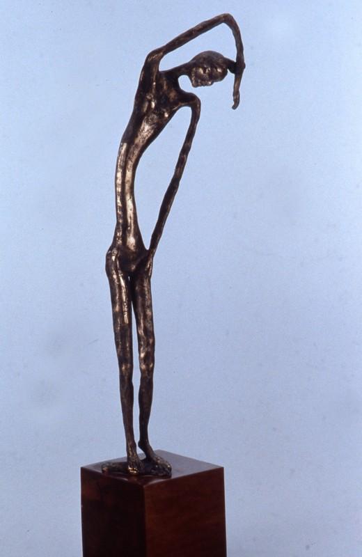 Freschezza 1989 -bronzo -h cm 49