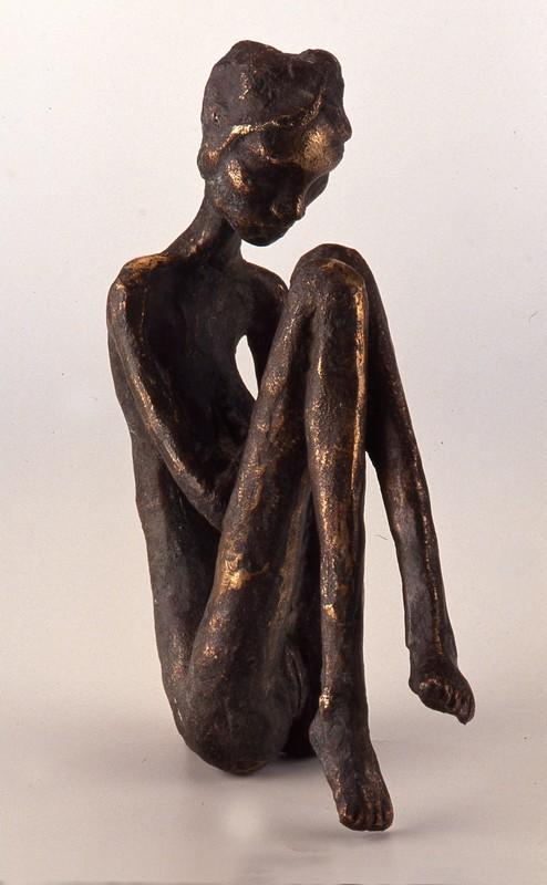 Sogno 1990 -bronzo - cm 32x14x24